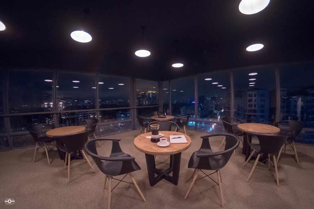business center in yangon