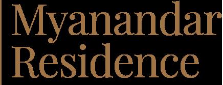 Myanandar Residence in yangon
